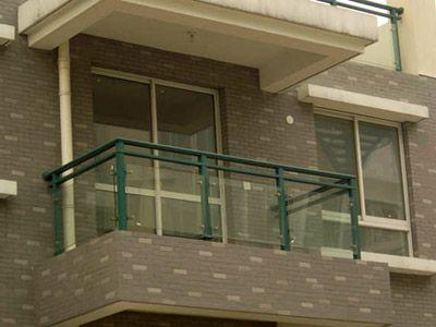 阳台护栏装修效果图